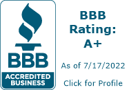 Phillips Law Group A+ BBB Business Review